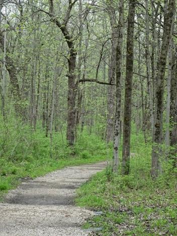 Rush Creek Conservation Area. Harvard, Il
